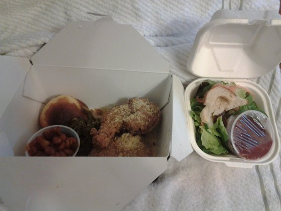 Forty-One North : Chicken Dinner to go
