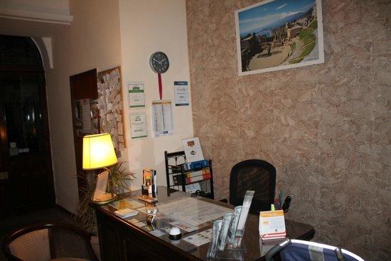Hotel Residence Circe: Ingresso Residence Circe