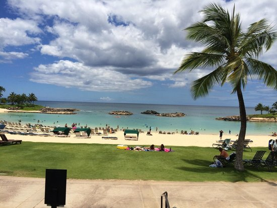 Longboards Bar & Grill : View from our lunch