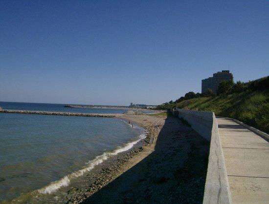 Olimp, resort community: Olimp beach
