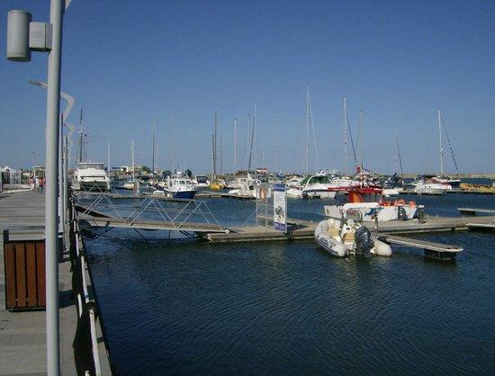 Olimp, resort community: Mangalia marina