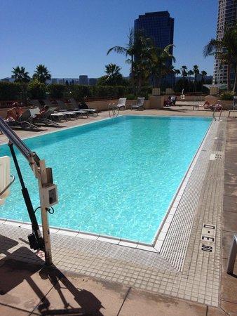 InterContinental Los Angeles Century City: Pool