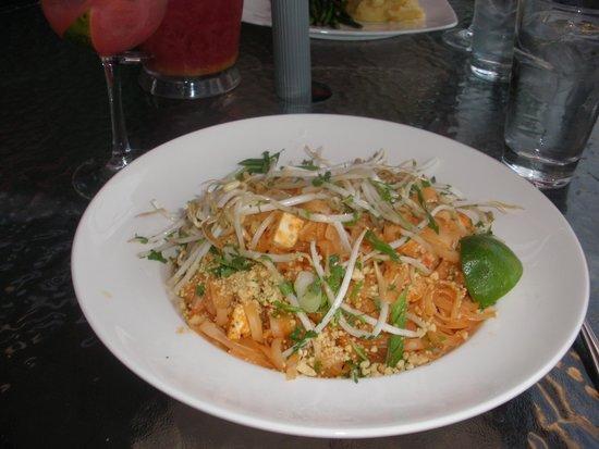 Salty's Beach House: Delicious food