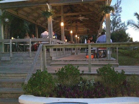 Cambridge Beaches: Breezes Restaurant