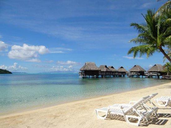 Maitai Polynesia Bora Bora: Playa Hotel Maitai Bora Bora