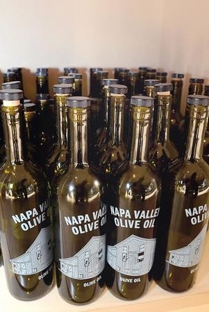 Napa Valley Olive Oil