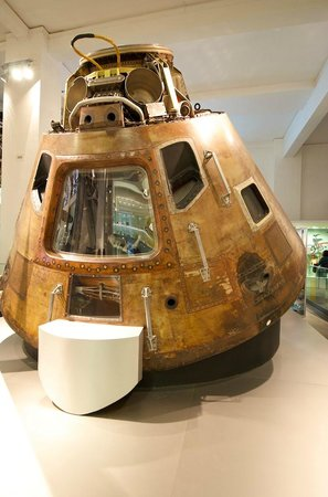 Science Museum: Apollo Command Module