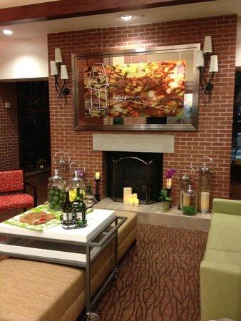 Hilton Garden Inn Wisconsin Dells : Lobby