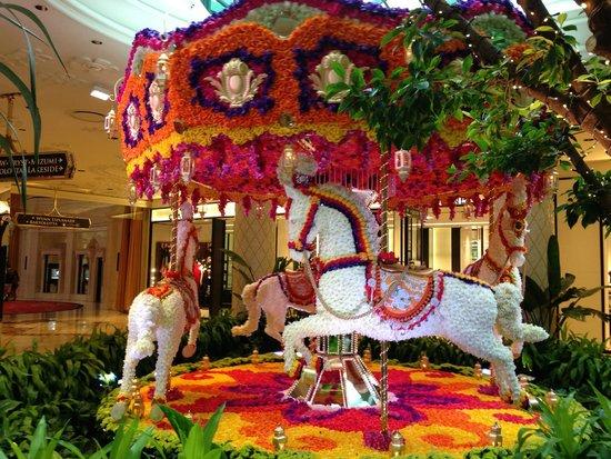 Wynn Las Vegas: lobby