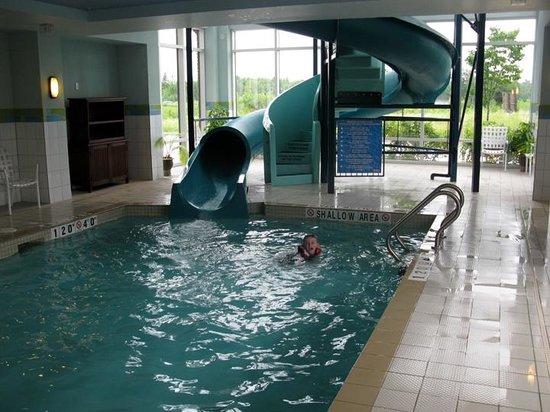 Hampton Inn & Suites by Hilton Moncton : Pool Area - Hampton Inn Moncton