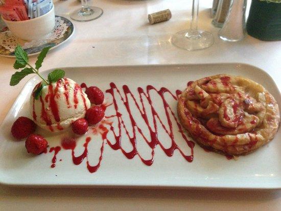 Restaurant L'autre Saison: Dessert