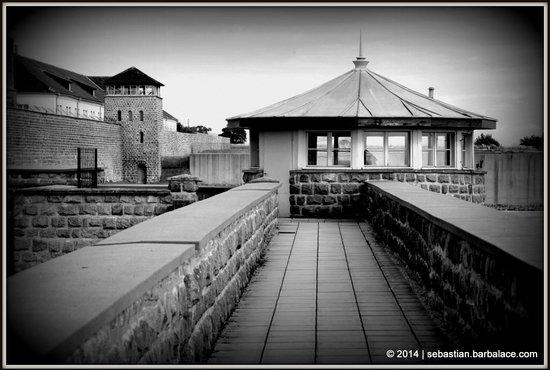 Mauthausen Memorial - KZ-Gedenkstätte: Top View