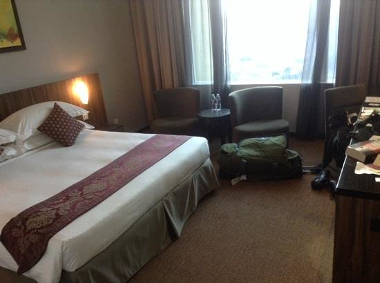 Hotel Royal Kuala Lumpur: room on 20th floor