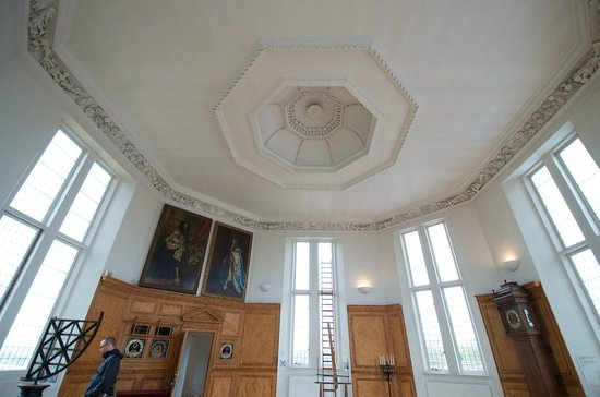 Royal Observatory Greenwich: Octagon Room