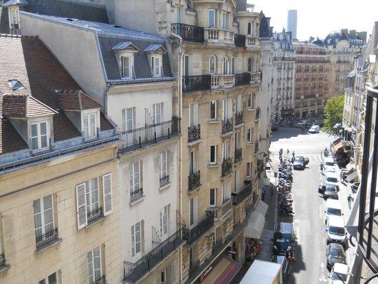 Hotel De Buci by MH : View from the Mme. de Pompadour suite