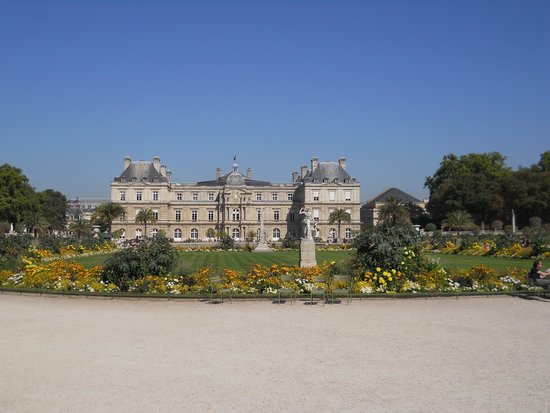 Hotel De Buci by MH: Luxembourg Gardens closeby the hotel