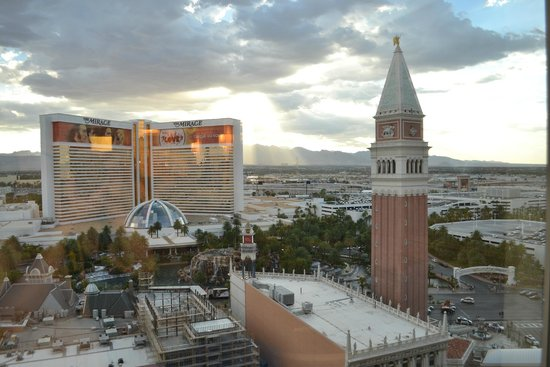The Venetian Las Vegas: View from the room