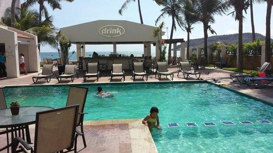 Best Western Hotel Posada Freeman Zona Dorada : Alberca del hotel.