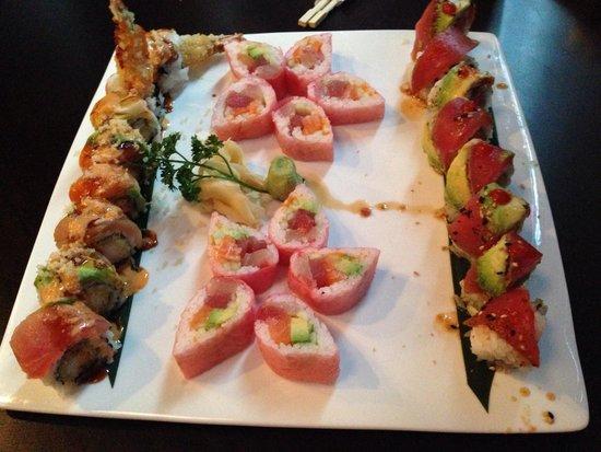 Cloud 9 Asian Bistro Sushi