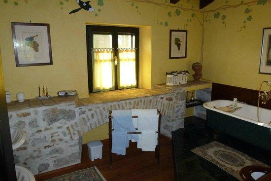 Casa Medievale del Mugnaio B&B: SdB