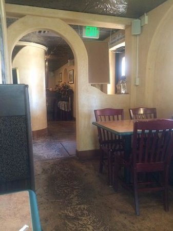Old Mission: Cozy seating
