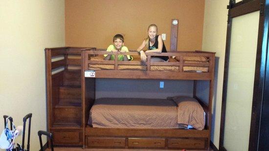 Desert Palms Hotel & Suites: Kids Suite!