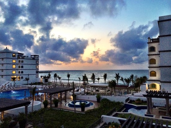 Grand Residences Riviera Cancun : Our view