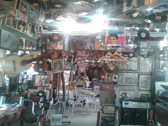 Itabirito, MG: Interior do Jeca Tatu Museu