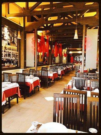 La Veranda : restaurant