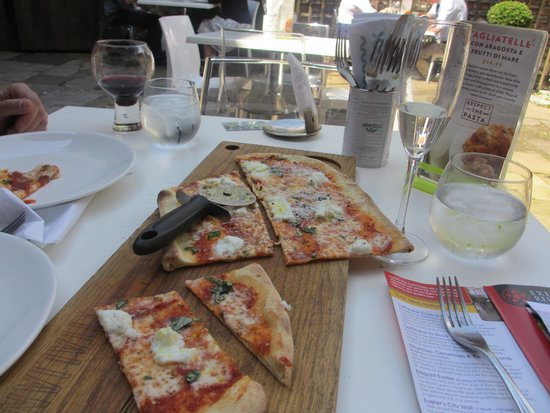ASK Italian - Exeter : Pizza