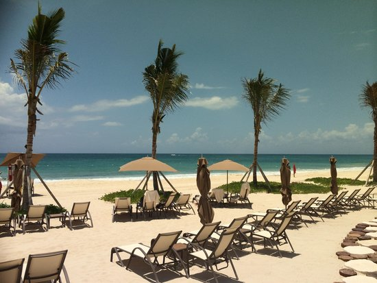 Grand Residences Riviera Cancun : No crowds