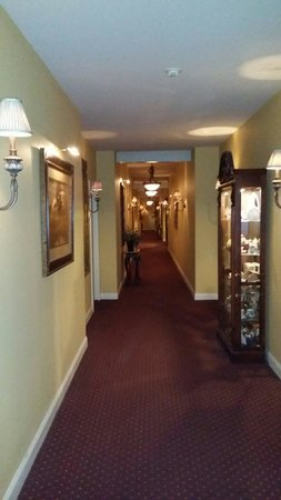 The Inn at Leola Village, Lancaster: Hallway