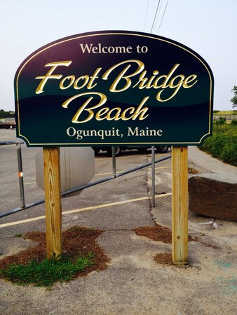 Footbridge Beach