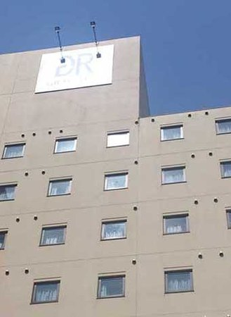 GR Hotel Esaka: 外観