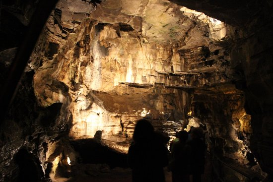 Howe Caverns : formation