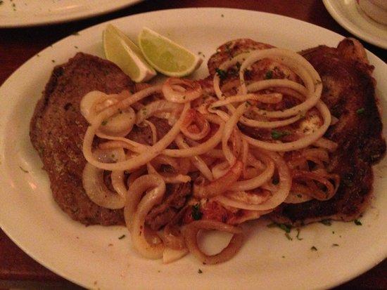 Las Vegas Cuban Cuisine : So much meat!!