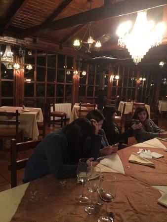 Hosteria La Andaluza: Restaurant