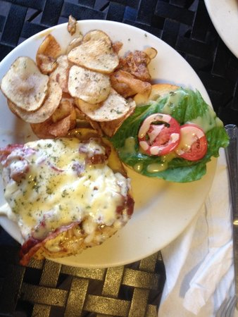 Libby's of Lexington: Grilled CK Sandwich