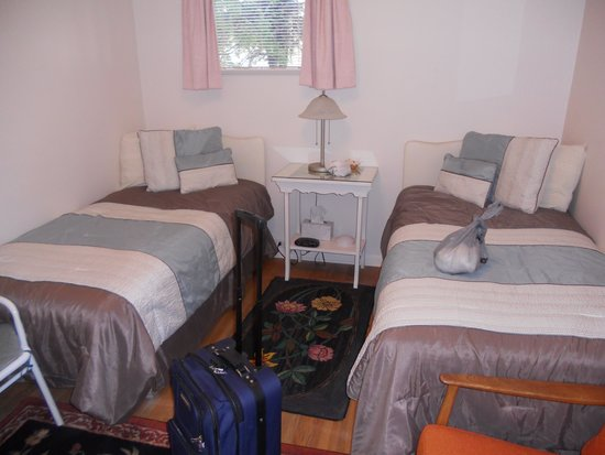 Woodside Cottage B & B: the bedroom