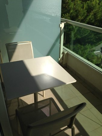 Le Meridien Lav Split: balcony