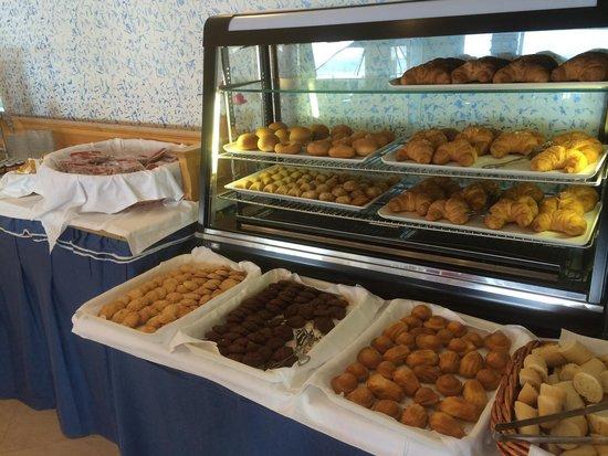 Hotel Weber Ambassador Capri: Colazione 2