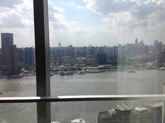 Fraser Suites Top Glory Shanghai: view drom my apartment!