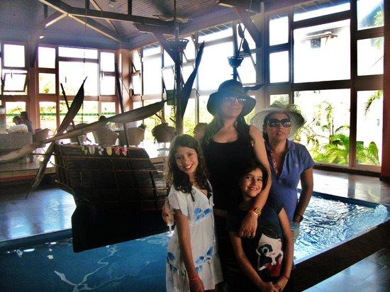 Sauipe Resorts: Recepção do Sauípe Park