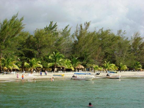 La Ensenada Beach Resort & Convention Center : Great beach