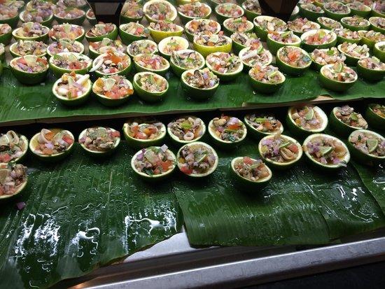 Iberostar Costa Dorada: Dinner