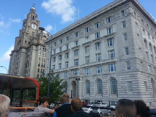 Adelphi Hotel & Spa: Great ambassadors for Liverpool.