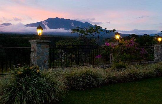 Hacienda Los Molinos Boutique Hotel: Volcan Baru