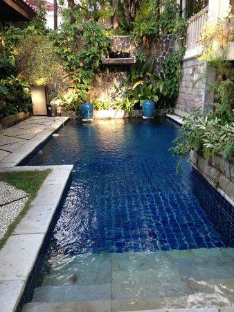 Tempat Senang Resort: Pool closest to my room
