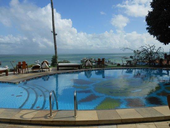 Portaló Boutique Hotel: piscina