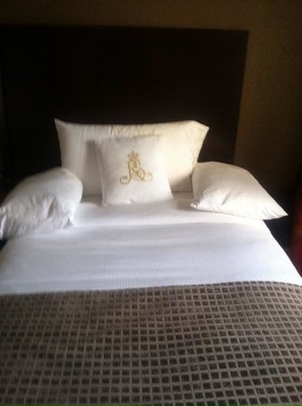 Royal Sonesta New Orleans: first room
